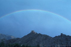 IN122S14 World Bank (World Bank Photo Collection) Tags: sky india mountain rain rainbow asia worldbank southasia