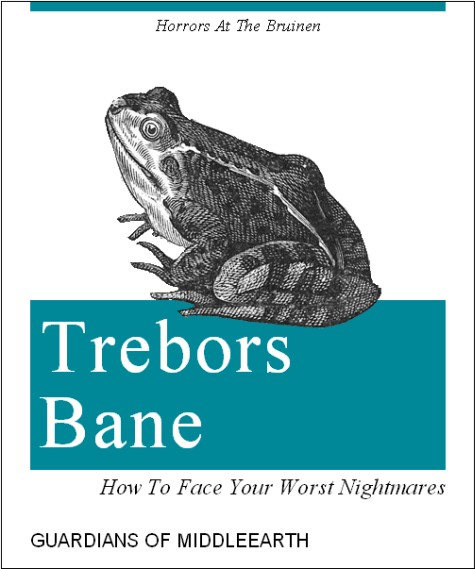 Book: Trebors Bane