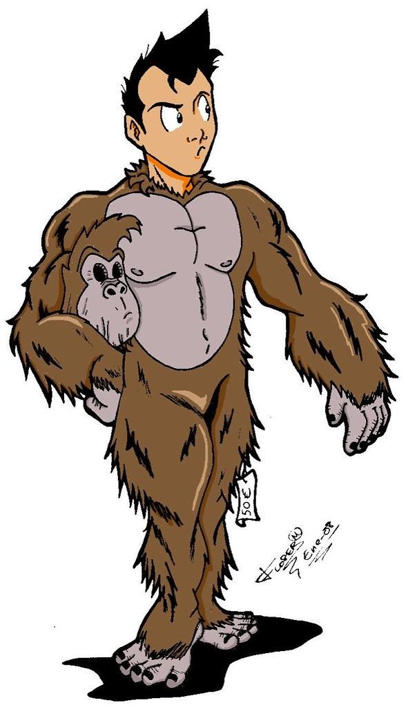 Dia del Traje de Gorila 2008