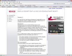 Ordina 2.0 consultant