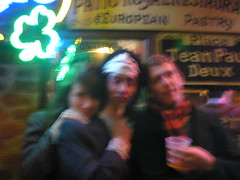 blurry (shanceypants) Tags: winter friends newyearseve2007