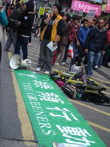 Recycle of laser printer cartridge in Mong Kok