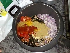 Kali Dal recipe