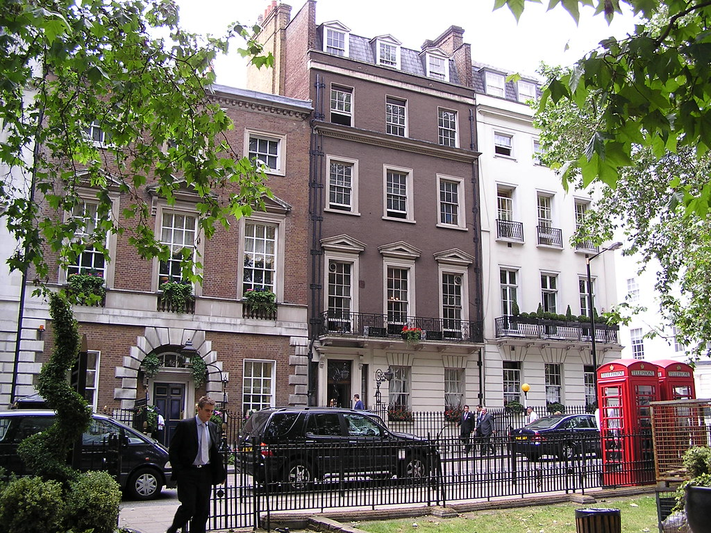 UK, London, Berkeley Square