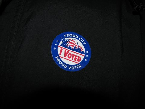 I voted...sticker