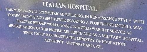 Italian Hospital Jerusalem