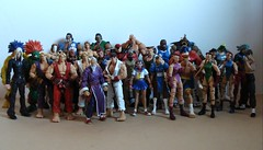 Street Fighter Collection So Far 17.02.08 (SuperiorRAW) Tags: street birdie toys fighter action ken sakura remy gen vega figures cammy ryu guile chunli balrog capcom sagat sodom blanka sota mbison akuma adon thawk feilong