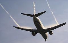 ~Velocita~ (vector1771 (Hangar71.com / Aviationintel.com)) Tags: sky oregon plane airplane flying wings northwest aircraft aviation flight jet fast pdx onlythebestare