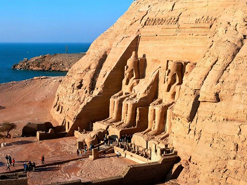 Abu simbel y Aswan