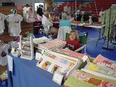 craft show help