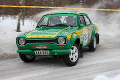 #154 Ford Escort Mexico