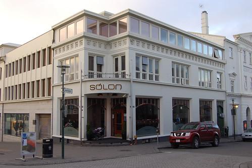 Kaffi Sólon