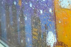 21 mars 2008 26- Bruxelles-Nivelles en omnibus sous la pluie Braine-L'Alleud (2) (melina1965) Tags: leica blue mars black water glass rain yellow train jaune painting lumix glasses march waterdrop eau noir belgium belgique pluie trains peinture panasonic bleu rainy waterdrops 2008 vitres vitre damncool wallonie pluvieux gouttedeau brabantwallon gouttesdeau youmademyday fx10 hotshotz yourfavoriteshots notadaywithoutmycamera newcoolestdamncoolphotographersintheworld photobuffslikebash newcoolestdamncoolphotographers leagueofwomenphotographers allkindsofbeauty foto afeasttotheeye