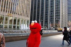 Elmo the Investment Banker