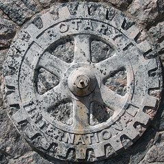 Rotary International Squircle