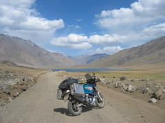 AT on the Shandur Pass