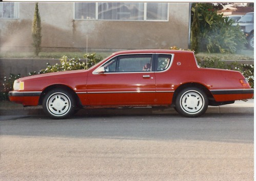 Cougar 1988