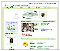 The DIFF loves Kiva.org