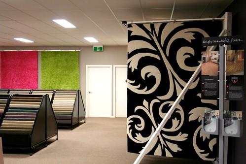 Solomons Flooring Designer Rugs
