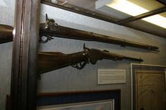 San Jacinto Monument 029 (RNRobert) Tags: history monument museum texas rifle springfield spencer firearm sanjacinto americancivilwar