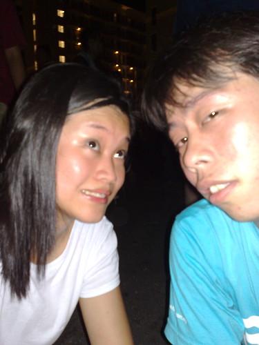 Kim and KY.
