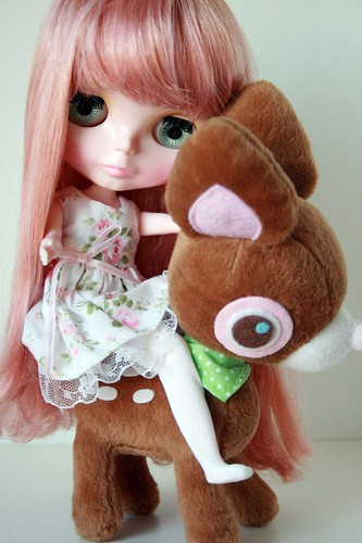 Moth & Deery by tiny muffins.