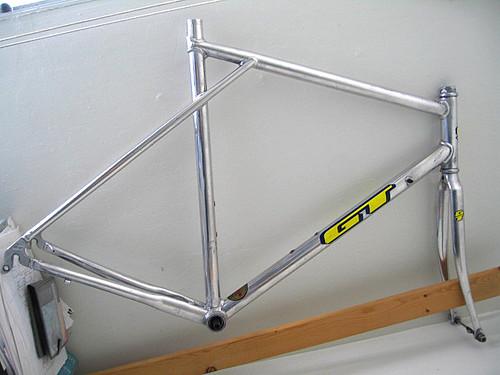 Bike Frame as Art