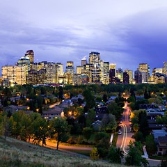 Calgary (mahonyweb) Tags: nightphotography travel holiday canada calgary night interestingness interesting explore alberta lightroom canon1740l top500 flickrexplore magicdonkey canoneos1dsmarkiii canon1dsmarkiii