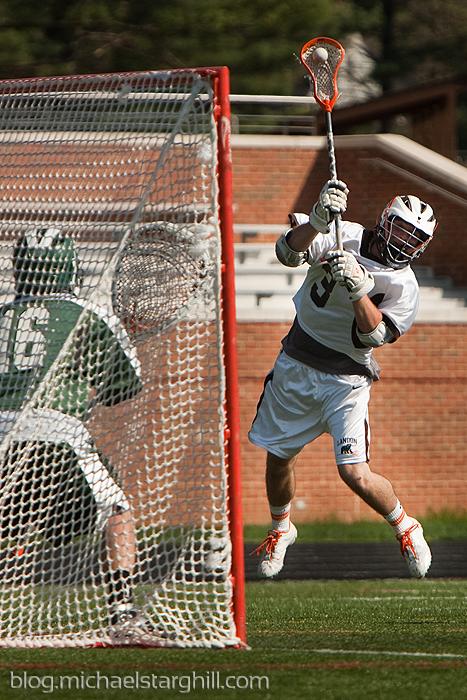 Landon Coronado Lacrosse