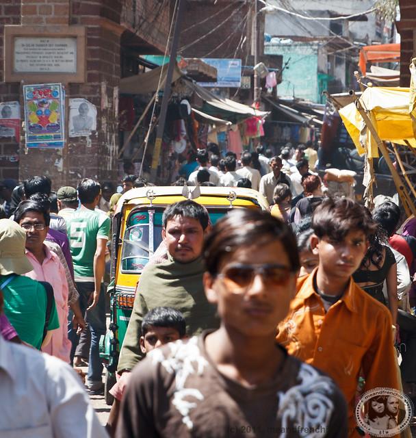 Arrival Into Fatehpur