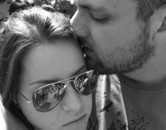 DAY 149 (Stila_Rebel) Tags: boy blackandwhite bw love girl kiss samsung gardaland amore bacio biancoenero project365
