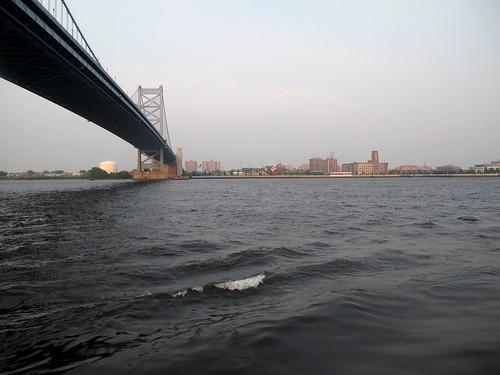Race St. Pier on the Delaware River