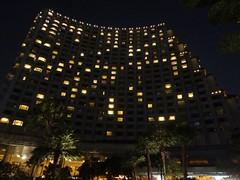2013 01 25 p Vac Thailand - Bangkok - Shangri-La Hotel - Bangkok - night view from garden-15 (pierre-marius M) Tags: from garden thailand bangkok nightview vac shangrilahotel