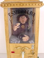 Esmeralda Fortune Teller Machine
