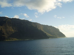western headlands, NaPali Coast (Mark Abbott) Tags: hawaii kauai napalicoast