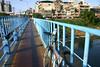 漫步台北河濱單車道