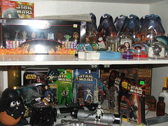 Nerdy Star Wars Collection.