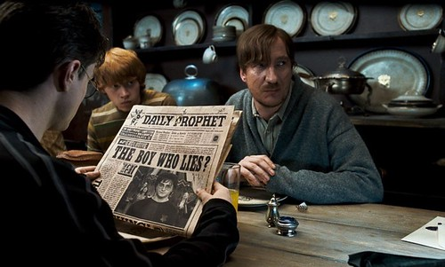 David Thewlis es Remus Lupin