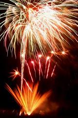 Turn night-time into day (vic_sf49) Tags: uk england fireworks unitedkingdom norfolk guyfawkes explosives firecrackers bonfirenight november5th gunpowderplot marham vicsf49 marhamfireworks