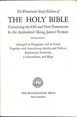 Authorized or King James Version - Internet Bible Catalog