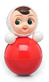PLASTICA: Russian Never Fall Dolls from plasticashop.com