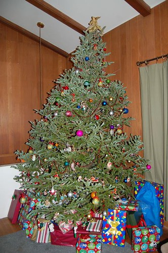 Christmas Tree, 2007 version