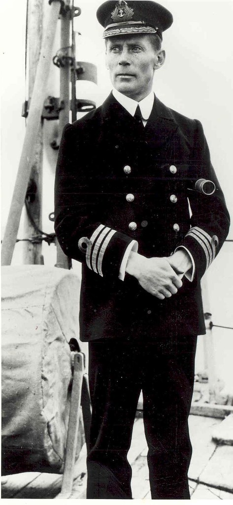 Walter Hose, Father of the RCN