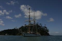 Soren Larsen (Joanne_H) Tags: newzealand sailing tallships sorenlarsen