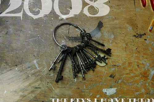 2008: The Keys, I Have Them