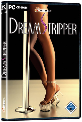 Dream Stripper displays your own pc video game stripper on your own computer ...