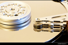 Hard disk dissection