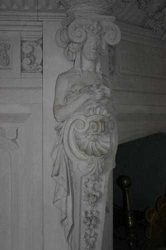 Caryatid - Detail