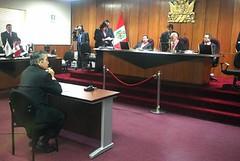 Juicio a Alberto Fujimori
