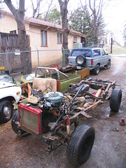 update front driver (kneesamo) Tags: naked 4x4 pickup chop chassis datsun 79 sawzall bulletside pl620